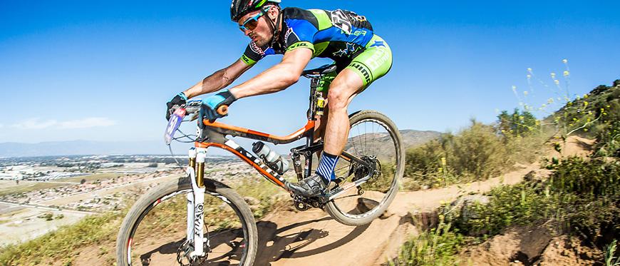 Bicycle Express Race Team Member Chris Hamlin
