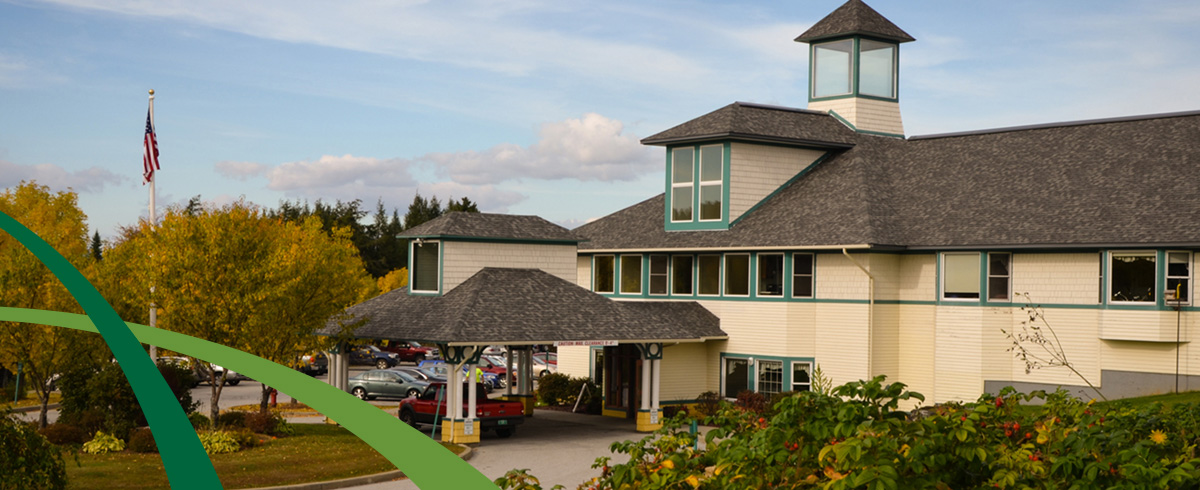 Exterior Photo of Woodridge Rehabilitation & Nursing