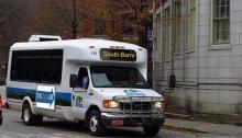 GMTA CVMC Barre Health Shuttle Service