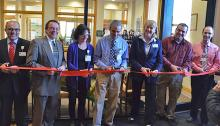 Ribbon cutting at Granite City Primary Care