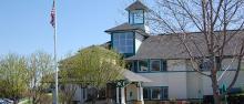 Exterior of Woodridge Rehabilitation & Nursing
