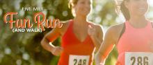 UVM Health Network - CVMC Hosts Fun Run/Walk