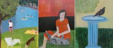 Paintings by Anne Davis