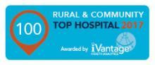 Top 100 Rural & Community Hospitals logo