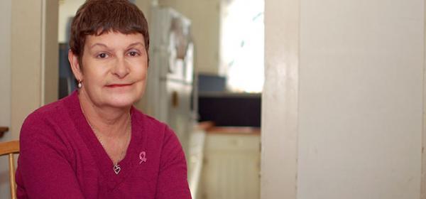 Wanita Raspe – Breast Cancer Survivor